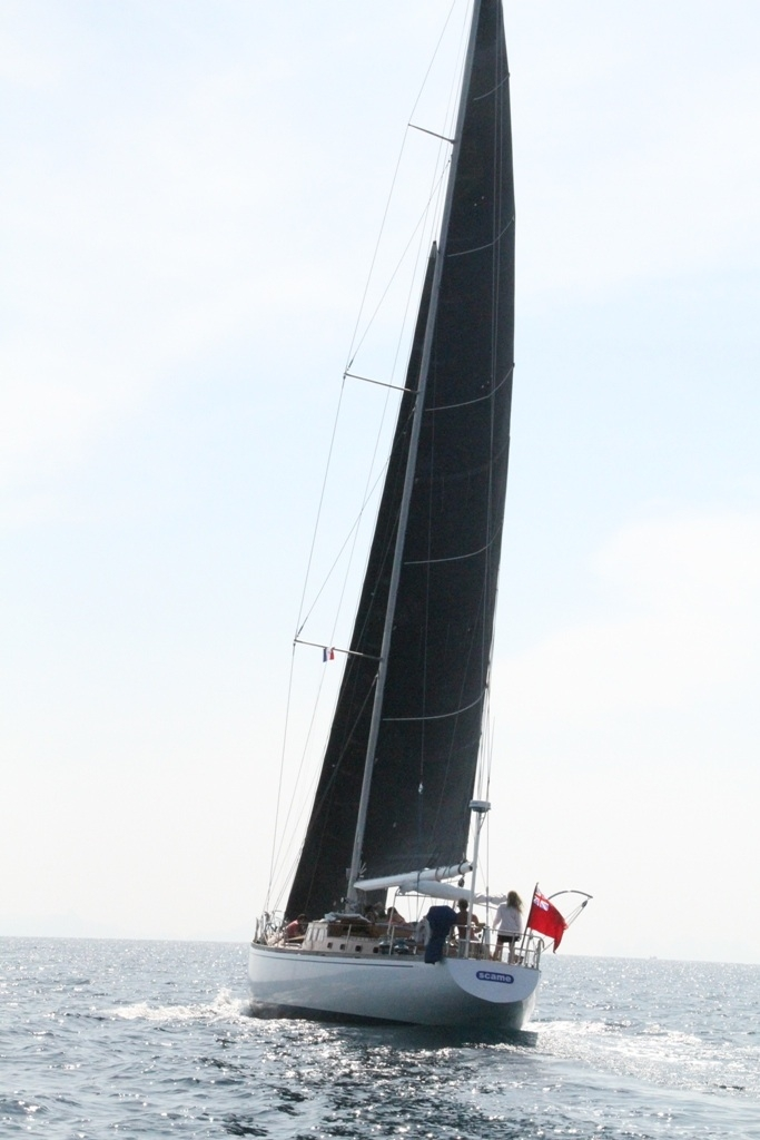 Sailing yacht Scame : Photo 4