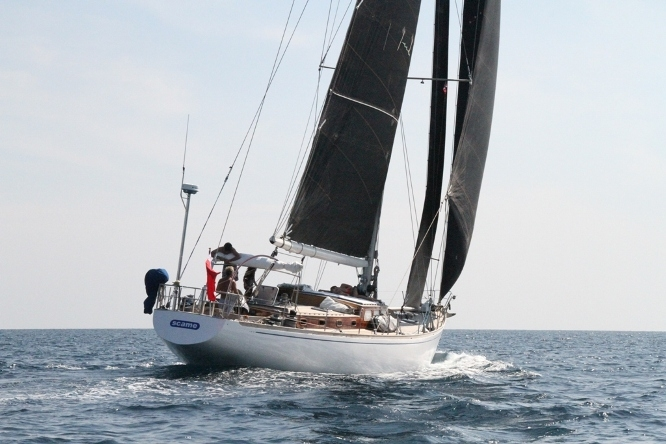 Sailing yacht Scame : Photo 6